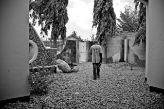 Centre d'accueil de l'ONG Médecins du Monde. District de Temeke, Dar es-Salaam.