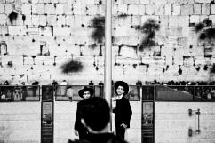 Le mur des lamentations, Jérusalem.