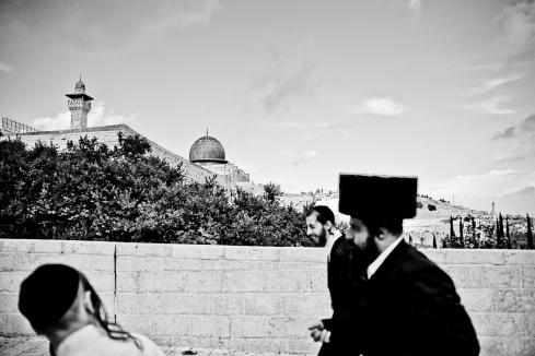 Vieille ville de Jérusalem.