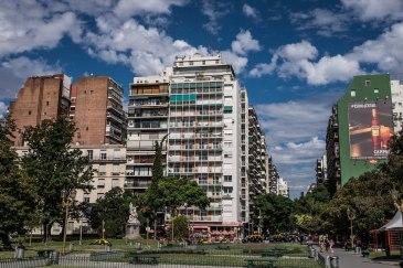 Recoleta, Buenos Aires, Argentine, mars 2017