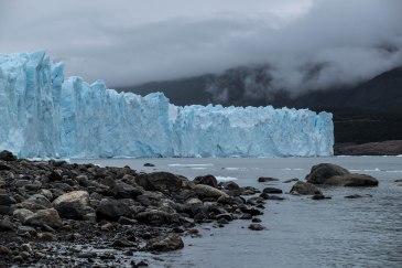Glacier Perito Moreno, Patagonie, Argentine, mars 2017