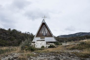 Parque Nacional Tierra del Fuego, Ushuaia, Patagonie, Argentine, mars 2017