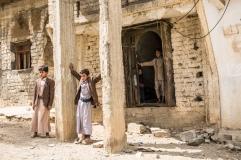 Yemen, gouvernorat de Saada, Haydan, mars 2018.